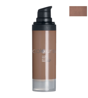 LR Colours bezolejový make-up Dark Caramel - 30 ml