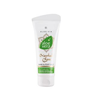 LR ALOE VIA Aloe Vera Oriental Spa Balzám na ruce a nohy - 100 ml