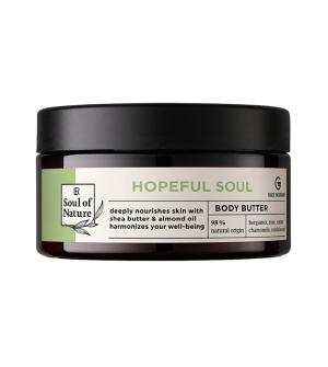 LR Soul of Nature HOPEFUL SOUL Tělové máslo - 200 ml