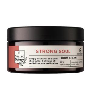 LR Soul of Nature STRONG SOUL Tělový krém - 200 ml