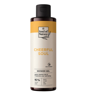 LR Soul of Nature CHEERFUL SOUL Sprchový gel - 200 ml