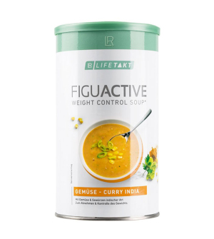 LR Lifetakt Figu Active Zeleninová Kari Polévka India 500 g