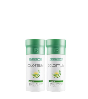 LR Lifetakt Colostrum Liquid Série 2 x 125 ml
