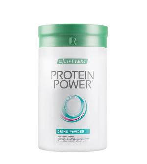 LR Lifetakt Protein Power vanilkový nápoj v prášku 375 g